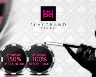 Big Welcome Bonus from PlayGrand Casino