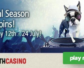 Free Spin Festival at Mr Smith Casino