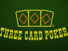 Live Dealer Games: 3 Card Poker