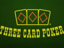 Live Dealer Games: 3 Card Poker