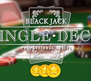 Blackjack Single Deck Table Games