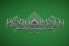 Punto Banco Professional Series Table Games