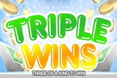 Triple Wins Scratch Card