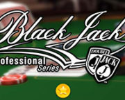 Blackjack Professional Series Table Games