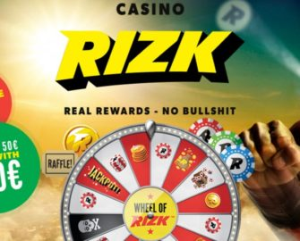 Foxin' Wins Again - Rizk Casino