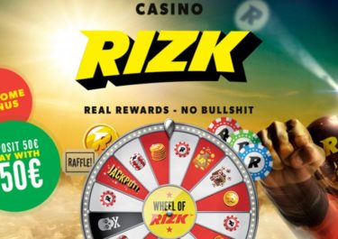 Big Jackpot Win At Rizk