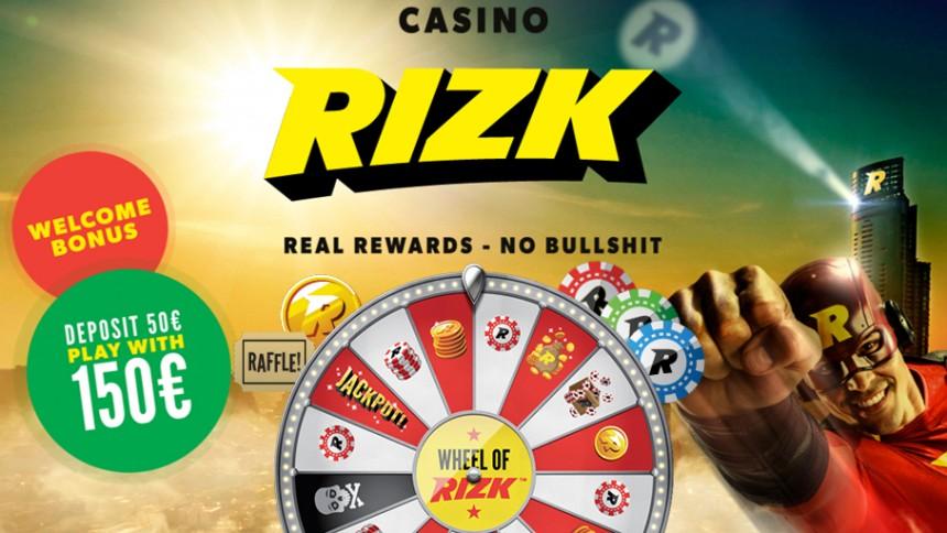 Casino Rizk Promo