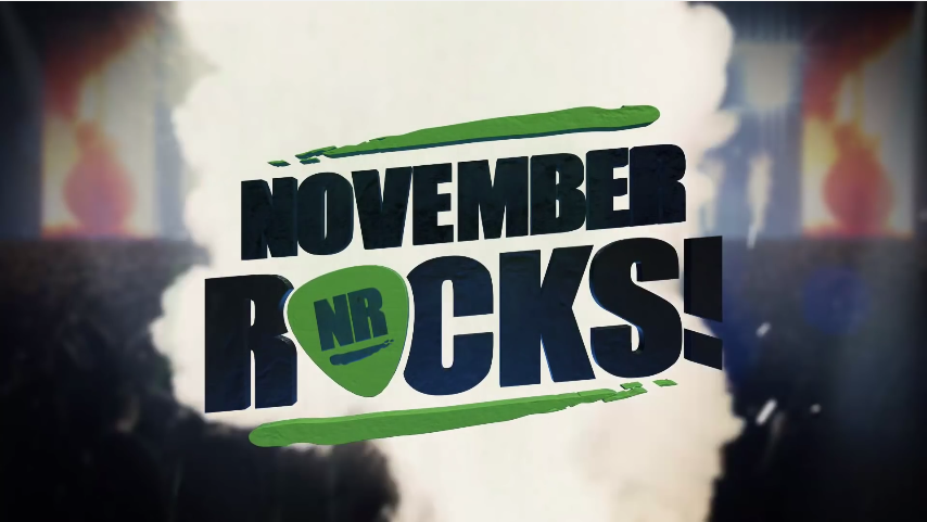 NetEnt November Rocks