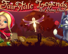 Fairy Tale Legends: Red Riding Hood Slot Preview