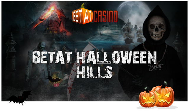 Betat Casino Halloween Promotion
