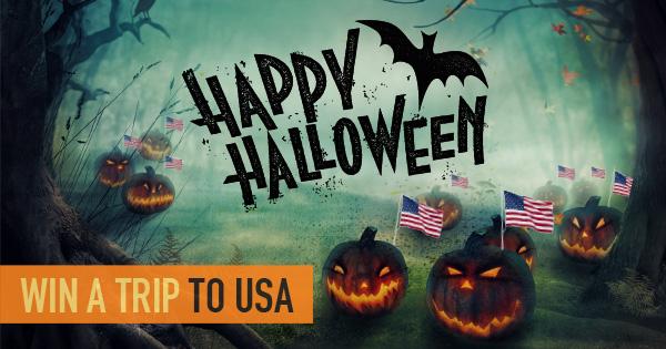 Chanz Casino - Halloween 2016 Promotion - NetEnt Stalker
