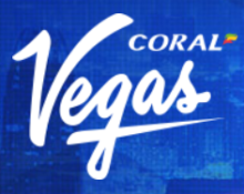 Coral Vegas – £10 free bonus for new UK players