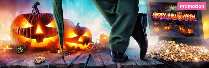 Mr Green Casino Happy Halloween Draw