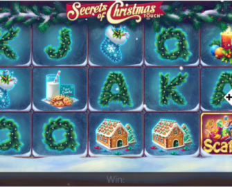 Secrets of Christmas – New Slot Preview
