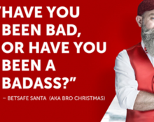 Betsafe – Last Day Christmas 2016 Calendar!