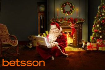 Betsson Casino Christmas