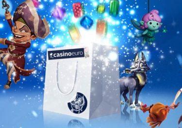 Casino Euro – 2nd Weekend Goodie Bag