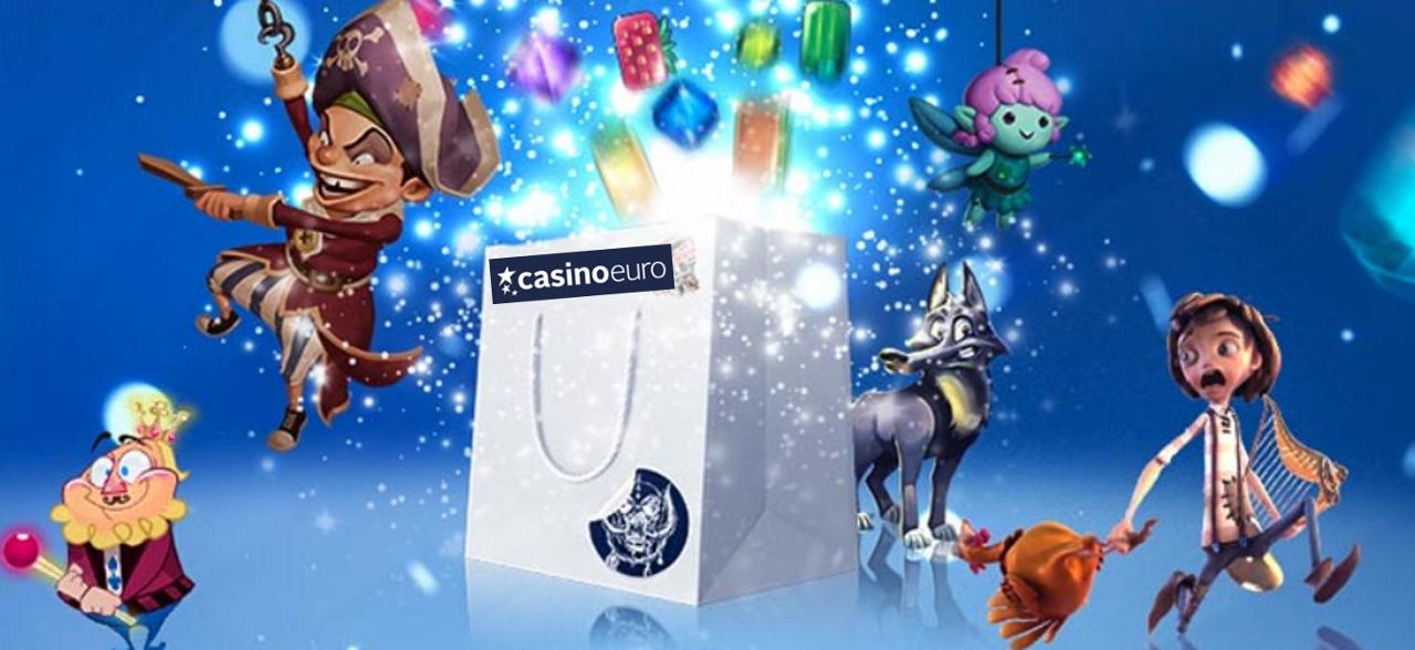 Casino Euro Weekend Goodies Bag