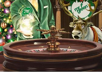 Mr. Green – Rudolph's €30K Roulette Race!