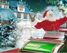 Mr. Green – Christmas has come early!