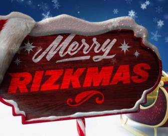 Rizk Casino – Merry Rizkmas!
