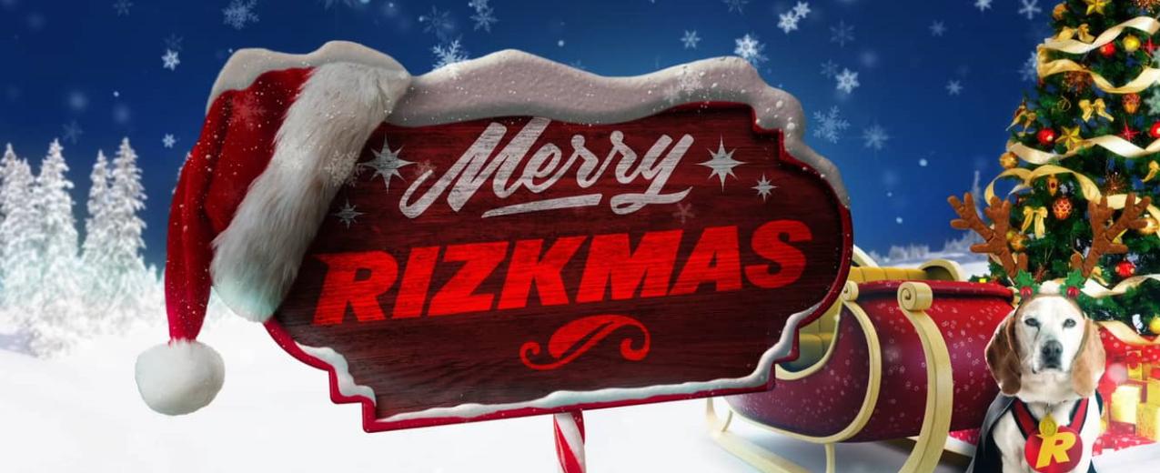 Casino Rizk Christmas