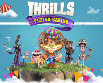 Thrills Casino – Start into rocking November 2016