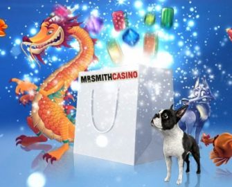 Mr. Smith Casino – New Year, New Stockings!