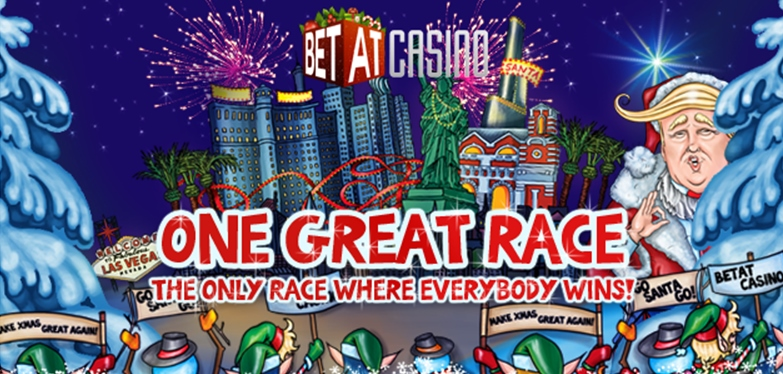 Bet-At Casino One Great Race
