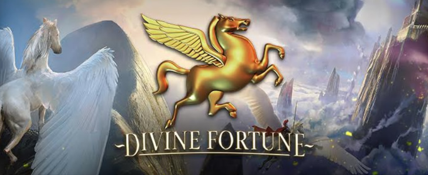 Divine Fortune Progressive Slot