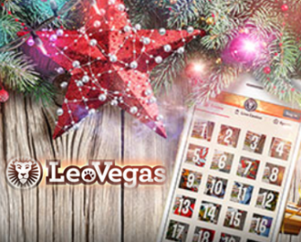 Leo Vegas Casino – The King of Christmas!
