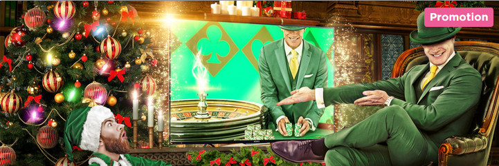 Mr Green Casino Christmas Promotion