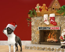 Mr. Smith Casino – Christmas Cash Tournament!