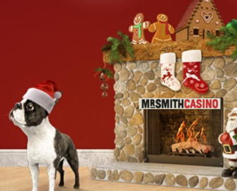 Mr. Smith Casino – Countdown to Christmas!
