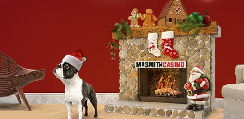 Mr Smith Casino Christmas