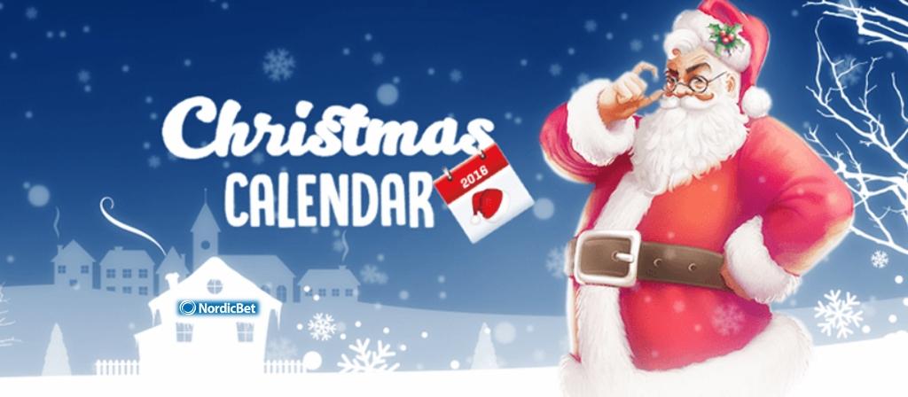 Nordicbet Casino Christmas Calendar