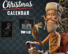Thrills Casino – Day 22 Christmas Calendar!