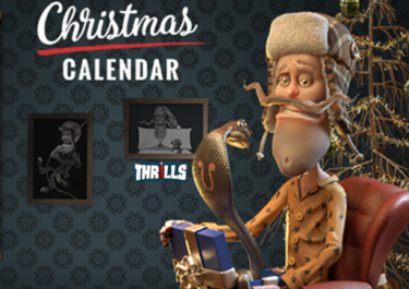 Thrills Casino – Day 21 Christmas Calendar!