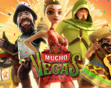Mucho Vegas Casino – Best New Netent Casino 2016