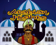 Arabian Nights Slot Logo