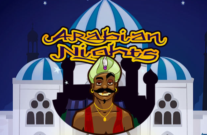 Arabian Nights Progressive Slot