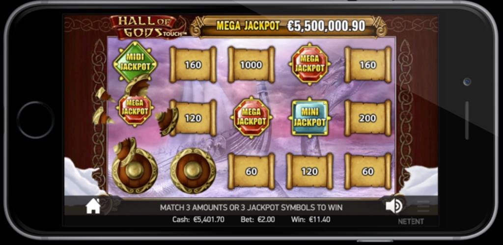 Casino jackpot winners 2018