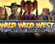 Free Spins for Wild Wild West: The Great Train Heist™