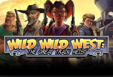 Wild Wild West: The Great Train Heist™ Slot