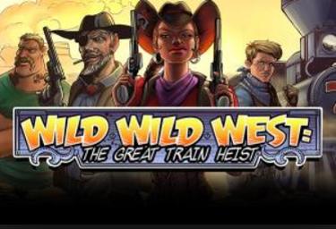 Wild Wild West: The Great Train Heist™ Slot