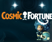 Cosmic Fortune Slot Logo
