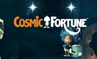 Cosmic Fortune Slot Logo