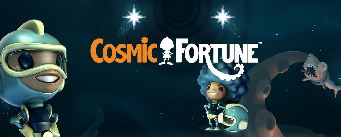 Cosmic Fortune™ Progressive Slot