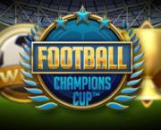 Football Champions Slot Logo