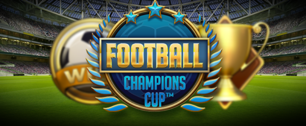 Football Champions Slot Logo